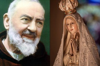 Fatima Once Cured Padre Pio