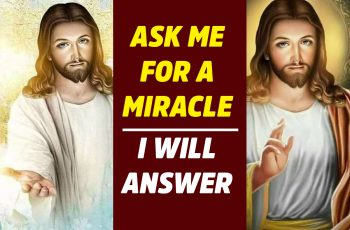 Pray to Jesus for a Miracle During Lent